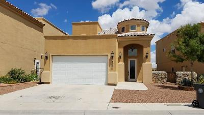 Las Palmas Single Family Home For Sale: 3650 Almond Beach Drive