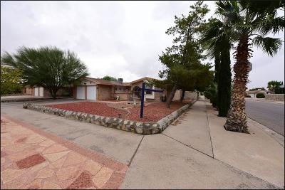 Single Family Home For Sale: 3500 Hazeltime Street