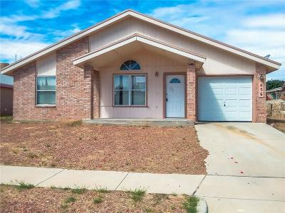 Single Family Home For Sale: 656 Orchid Drive