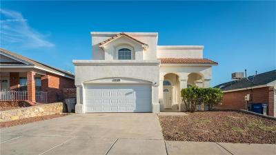 Single Family Home For Sale: 12527 Flora Alba Drive