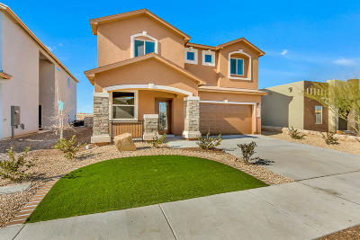 El Paso Single Family Home For Sale: 3159 Mocha Freeze Road