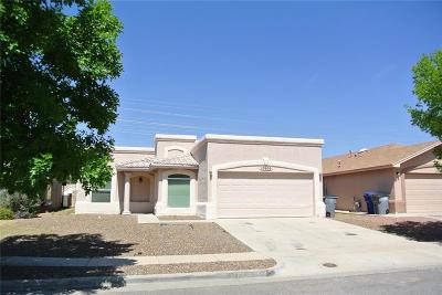 El Paso Single Family Home For Sale: 10909 Northview Drive