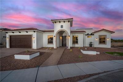 El Paso Single Family Home For Sale: 5512 Valley Laurel Street