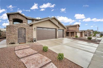 Single Family Home For Sale: 12270 Stansbury Drive