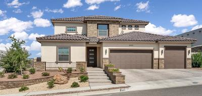 El Paso Single Family Home For Sale: 6553 Contessa Ridge