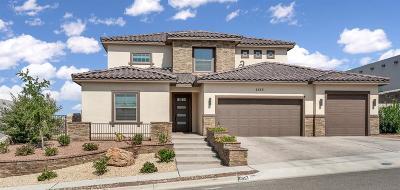 Single Family Home For Sale: 6553 Contessa Ridge