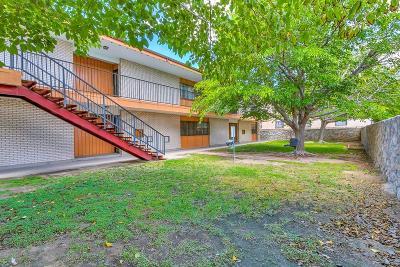 El Paso Condo/Townhouse For Sale: 6400 Edgemere Boulevard #22