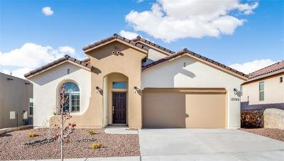 Horizon City Single Family Home For Sale: 12365 Knightsbridge Drive