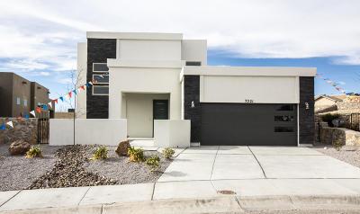 El Paso Single Family Home For Sale: 7321 Steve Degroat Lane