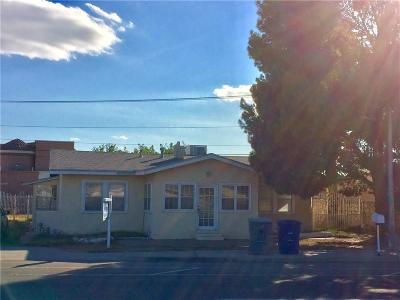 El Paso Single Family Home For Sale: 8490 North Loop