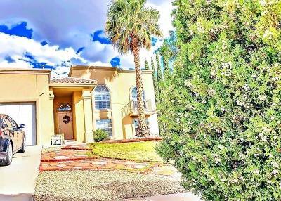 El Paso Single Family Home For Sale: 1408 Maple Ridge