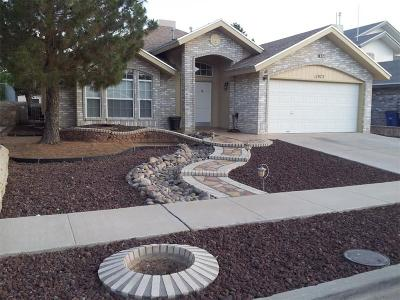 Single Family Home For Sale: 11972 Crown Royal Drive