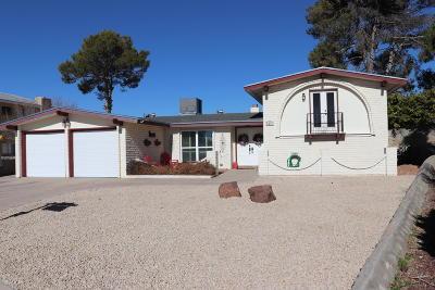 Single Family Home For Sale: 6405 Los Altos Drive