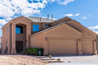 El Paso Single Family Home For Sale: 12964 Tierra Salas