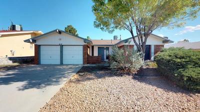 Single Family Home For Sale: 658 El Parque Drive