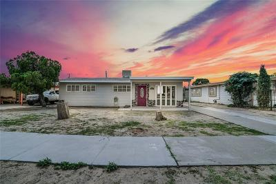 El Paso Single Family Home For Sale: 6212 Algonquin Road