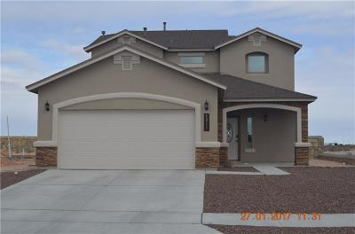 El Paso Single Family Home For Sale: 937 Penrith Street