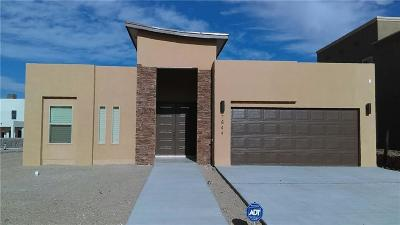 El Paso Single Family Home For Sale: 936 Clapham