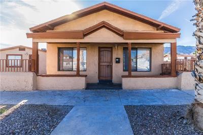 El Paso Single Family Home For Sale: 715 Luna Street