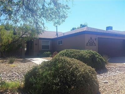Horizon City Single Family Home For Sale: 13812 Desert Highlands Lane