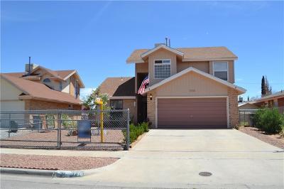 Single Family Home For Sale: 5736 Hank Aaron Drive