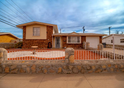 Single Family Home For Sale: 9836 Goby Street