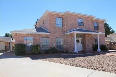 Single Family Home For Sale: 4412 Loma Hermosa Drive