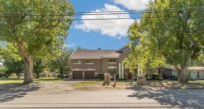 El Paso Single Family Home For Sale: 210 Frontera Road