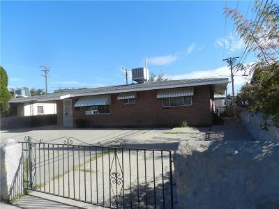 El Paso Single Family Home For Sale: 9324 Fairfax Street
