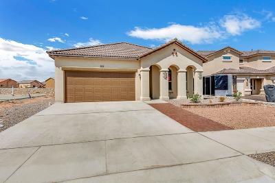 Horizon City Single Family Home For Sale: 13120 Freshford Drive