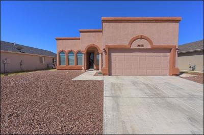 Single Family Home For Sale: 2813 Pasillo Rock Place
