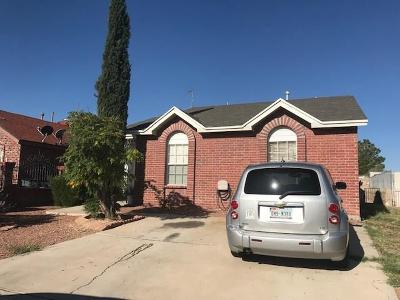 Single Family Home For Sale: 3509 Oxcart Run Street