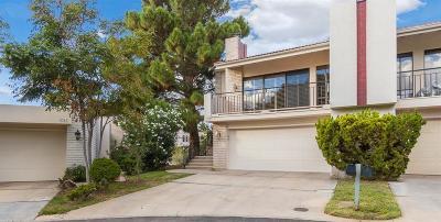 Condo/Townhouse For Sale: 5946 Mira Hermosa Drive