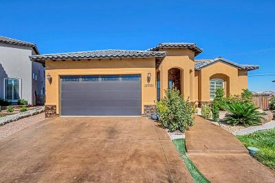 El Paso Single Family Home For Sale: 12701 Valentine Avenue