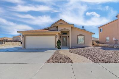 Single Family Home For Sale: 14233 Desert Mesquite Drive