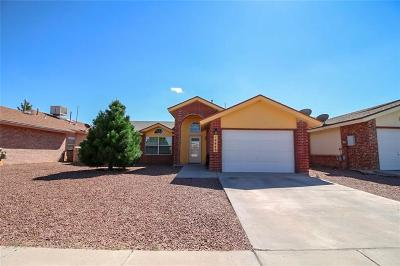 Single Family Home For Sale: 14448 Desierto Lindo Avenue