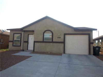 Single Family Home For Sale: 2728 Granite Rock Drive
