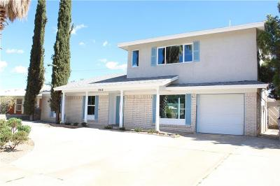El Paso Single Family Home For Sale: 3312 Shedfield Drive
