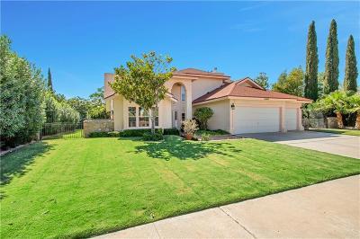 Horizon City Single Family Home For Sale: 19009 Bremerton Drive