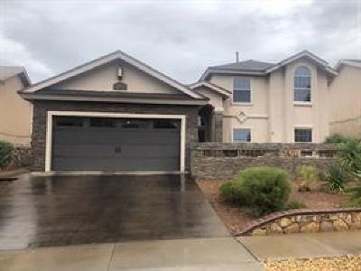 El Paso Single Family Home For Sale: 6665 Hermoso Del Sol