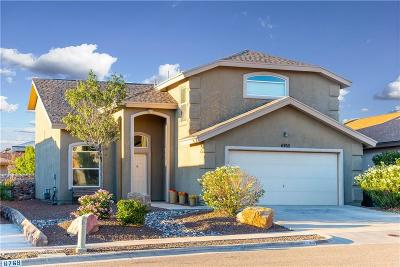 El Paso Single Family Home For Sale: 6765 Parque Del Sol
