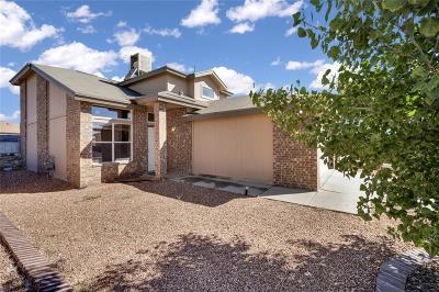 Single Family Home For Sale: 14053 Tierra Halcon Drive