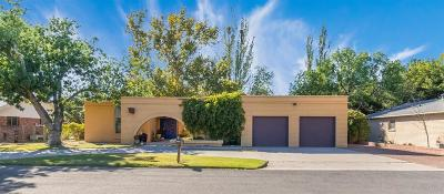 Single Family Home For Sale: 5219 Santa Elena Circle