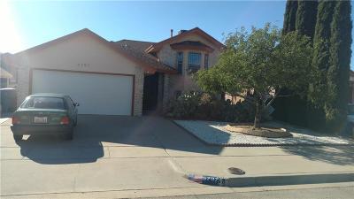 Single Family Home For Sale: 5797 Hank Aaron Drive