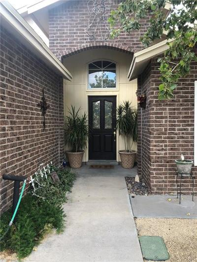 Single Family Home For Sale: 5721 Valley Circle