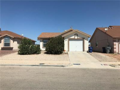 Single Family Home For Sale: 7365 Mesquite Flor Drive