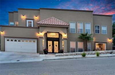 Single Family Home For Sale: 409 Mesilla Vista Lane