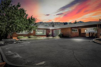 Mission Hills Single Family Home For Sale: 709 La Cruz Drive