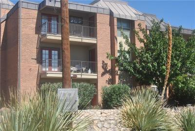El Paso Condo/Townhouse For Sale: 4433 N. Stanton Street #214