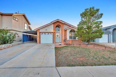 Single Family Home For Sale: 12602 Tierra Feliz Drive